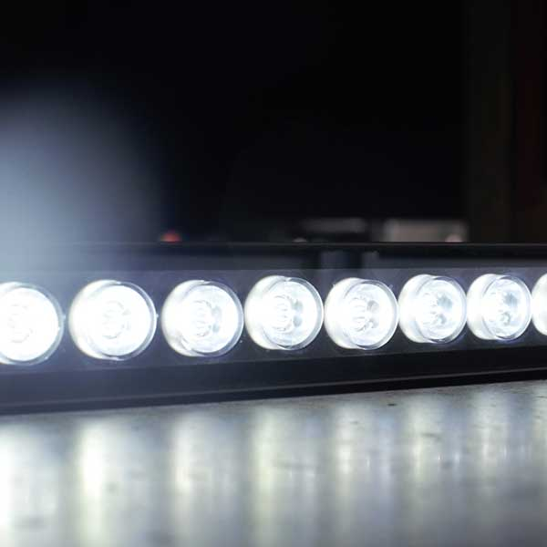 18W LED linear wall washer for RGB outdoor lighting