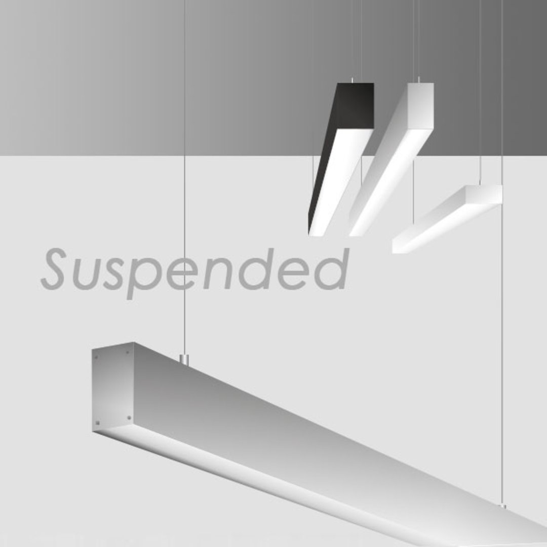Pendant Linear Lights Series