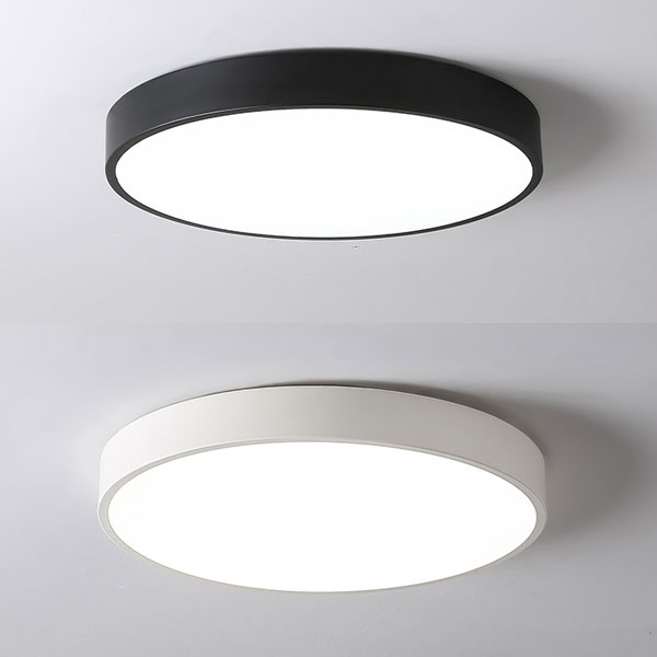 Surface Mounted Ceiling Light with Controller, 30W