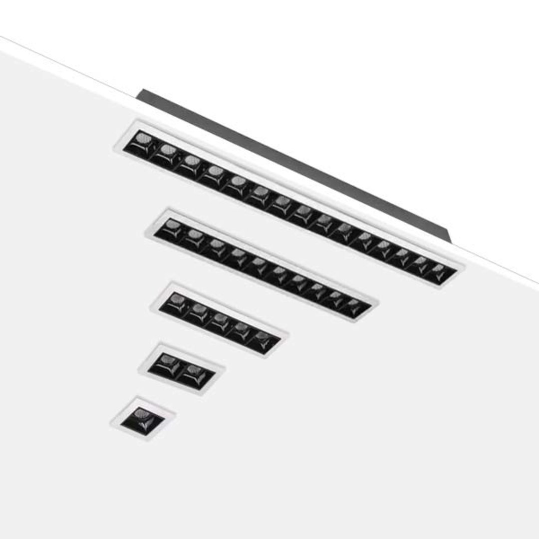 Tetris Linear Downlight Trim Series