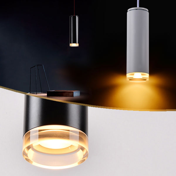TRIO Pendant Light, 8W