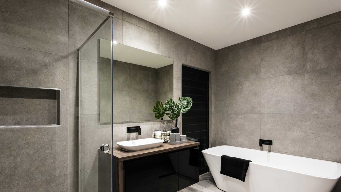 Residential Bathroom Lighting