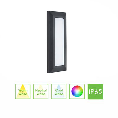 BRSM Surface Mounted Brick Light, 6W