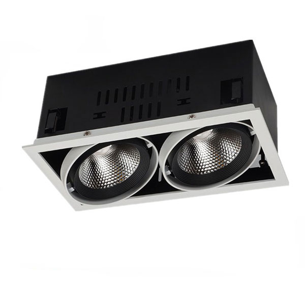 TUB52 Twin Shop Light, 2X12W