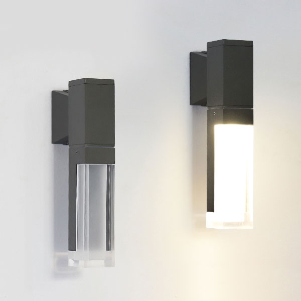 Bathroom Diffused Wall Light