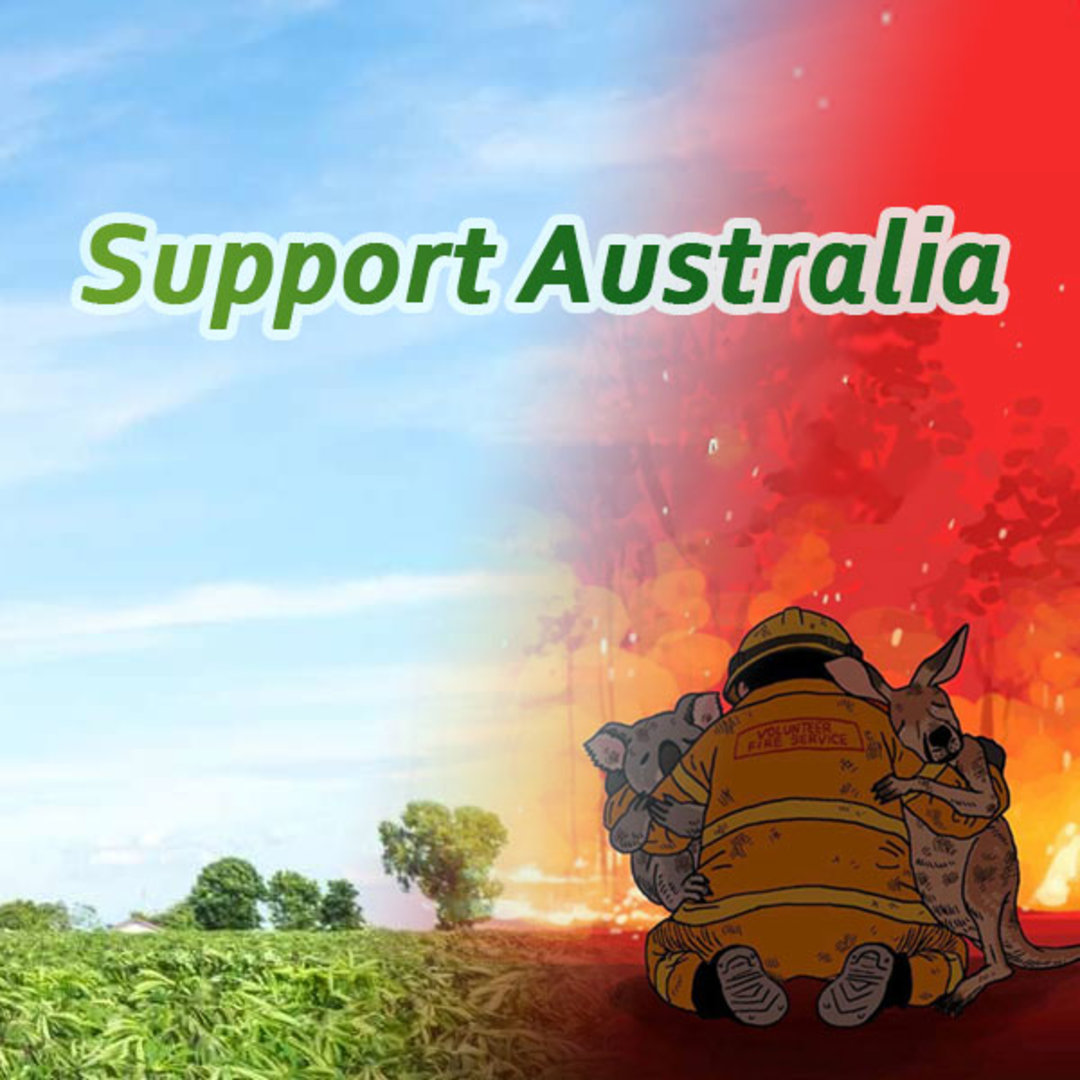 Supporting Australia