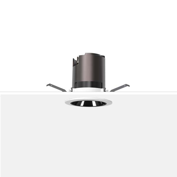 DARTH Round Fixed Downlight, 12W