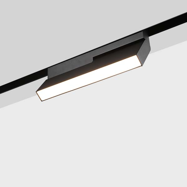 Magnetic Adjustable Diffused Linear Tracklights, 10W