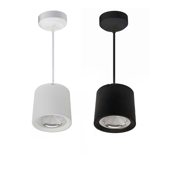 YOKO Cylindrical Pendant Light, 10W