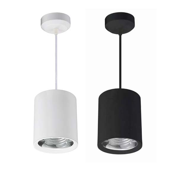 YOKO Cylindrical Pendant Light, 20W