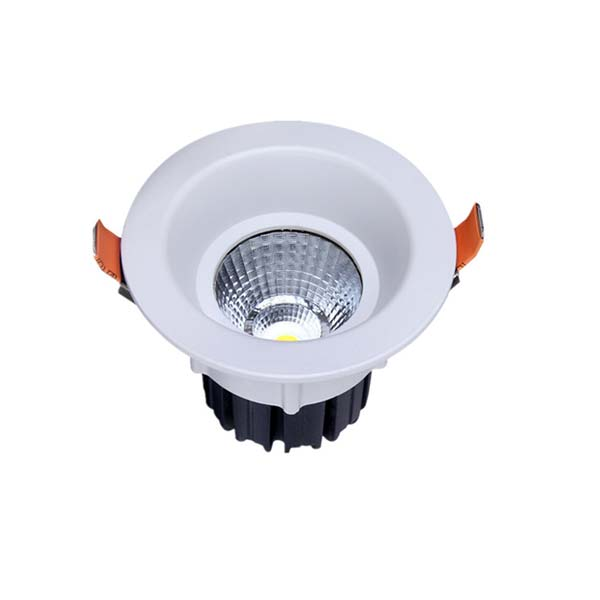 Deep Recessed Downlight for dining room lighting