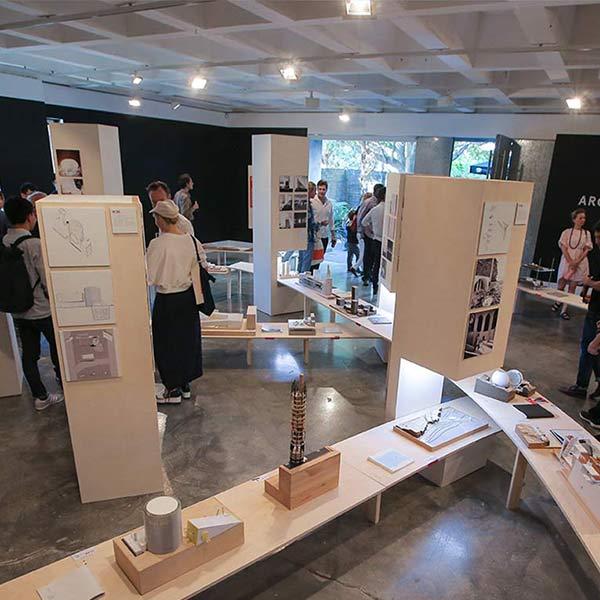 USYD Architect Graduate Exhibition 2016