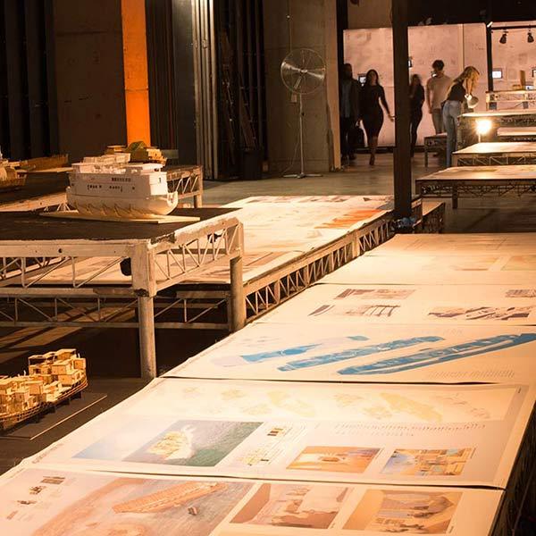 UTS Interior Graduate Exhibition 2016