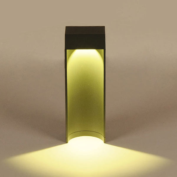 Rectangular Bollard Light, 9W