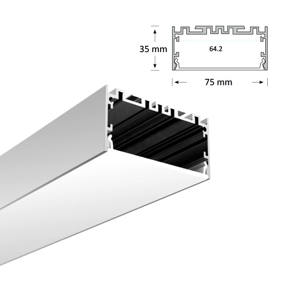 LED Extrusion, 087
