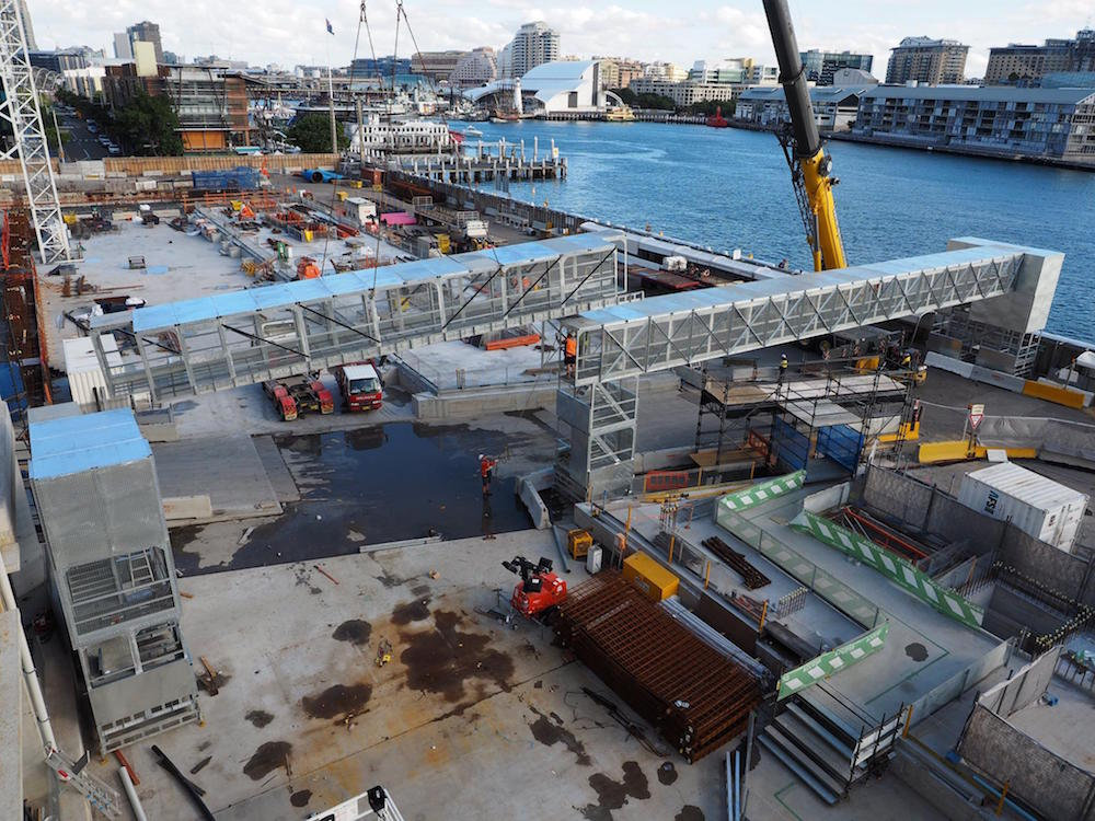 SuperAccess Bridge at Barangaroo Development project 3rd image.jpg