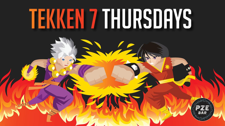 Tekken 7 Weekly Tournament
