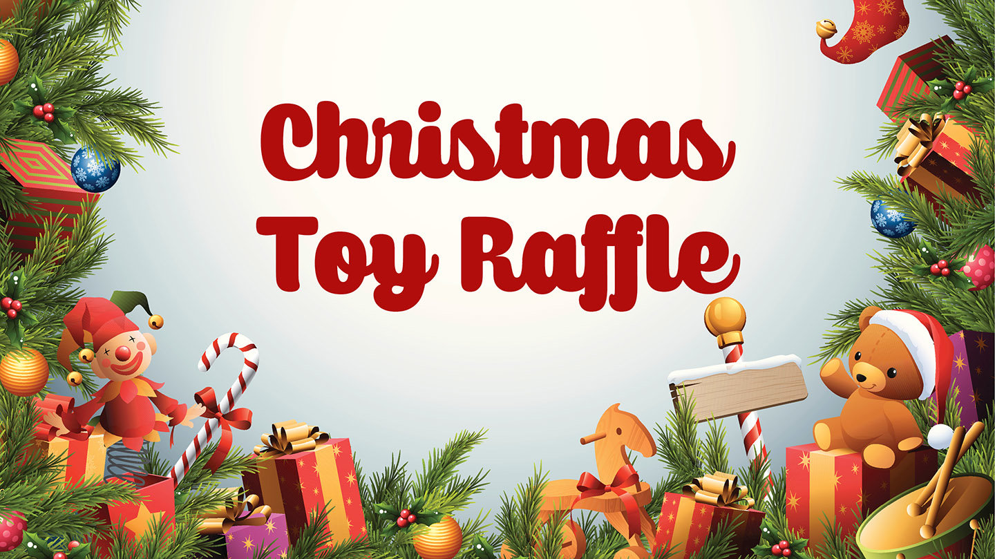 Toy Raffle Prizes : The acres club bankstown sports