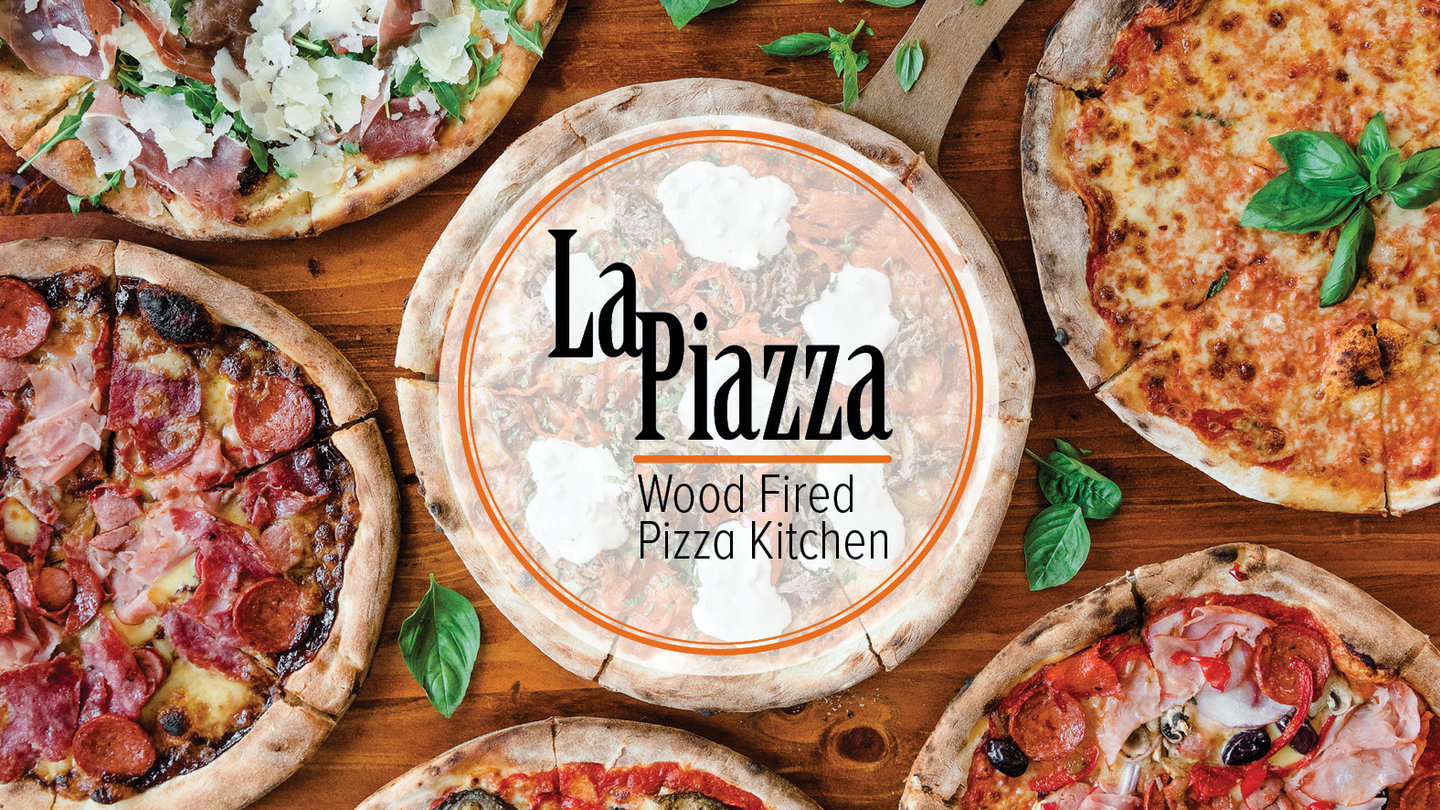 LA PIAZZA WOOD FIRED PIZZA KITCHEN