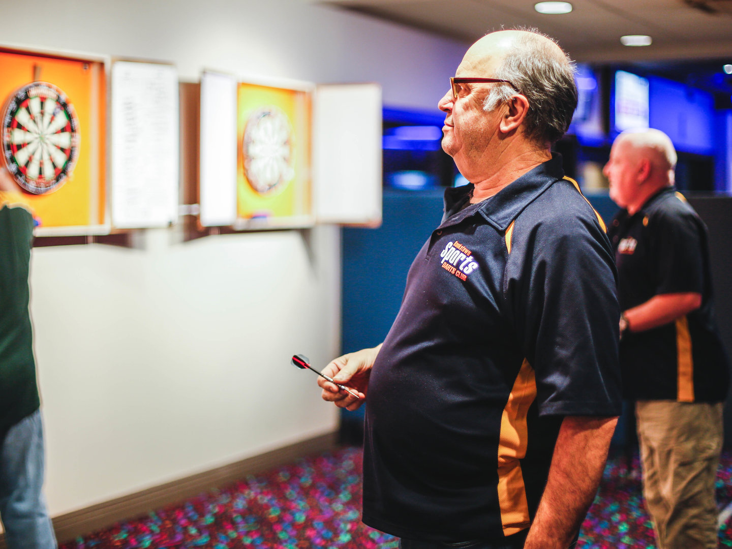 BANKSTOWN SPORTS MONDAY NIGHT DARTS