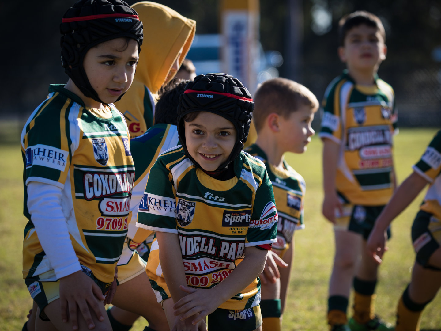 BANKSTOWN SPORTS JUNIOR RUGBY LEAGUE