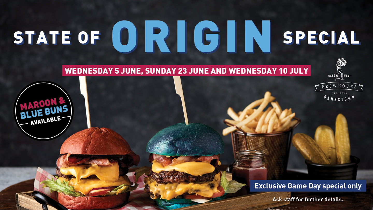 BREWHOUSE STATE OF ORIGIN