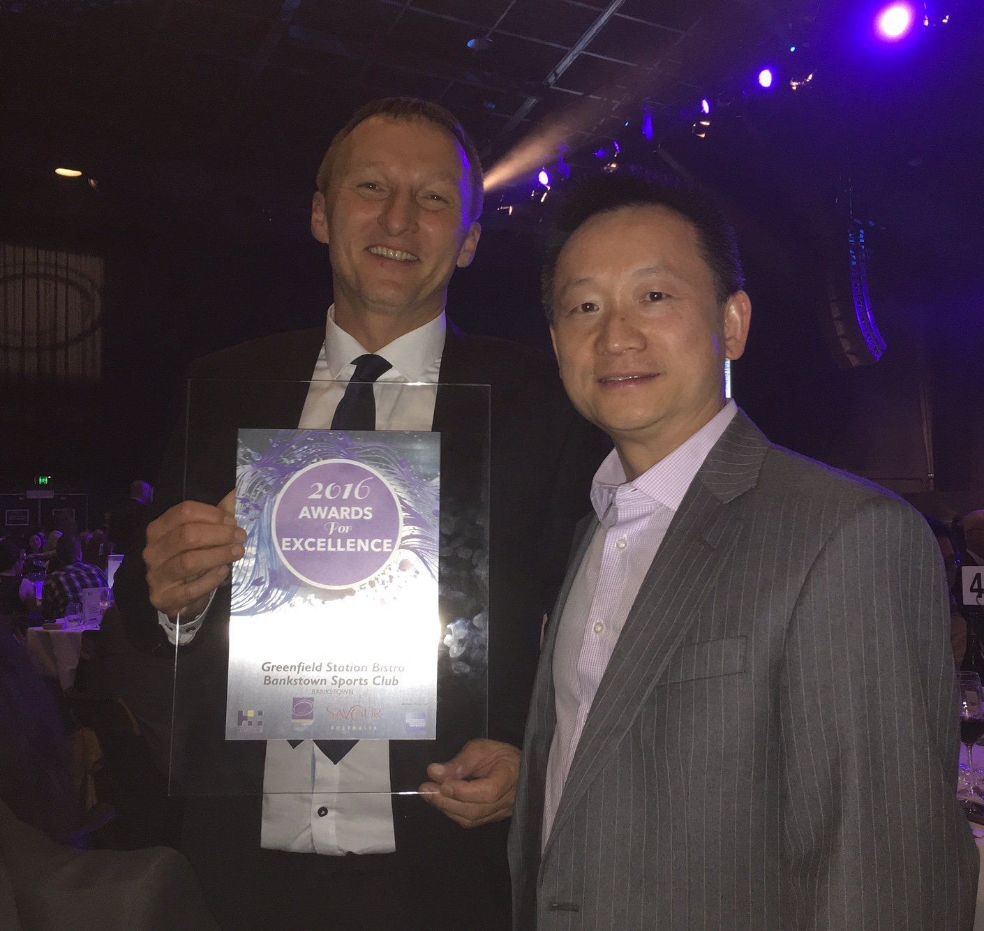 Bankstown Sports Wins Two Gongs At The 2016 Restaurant