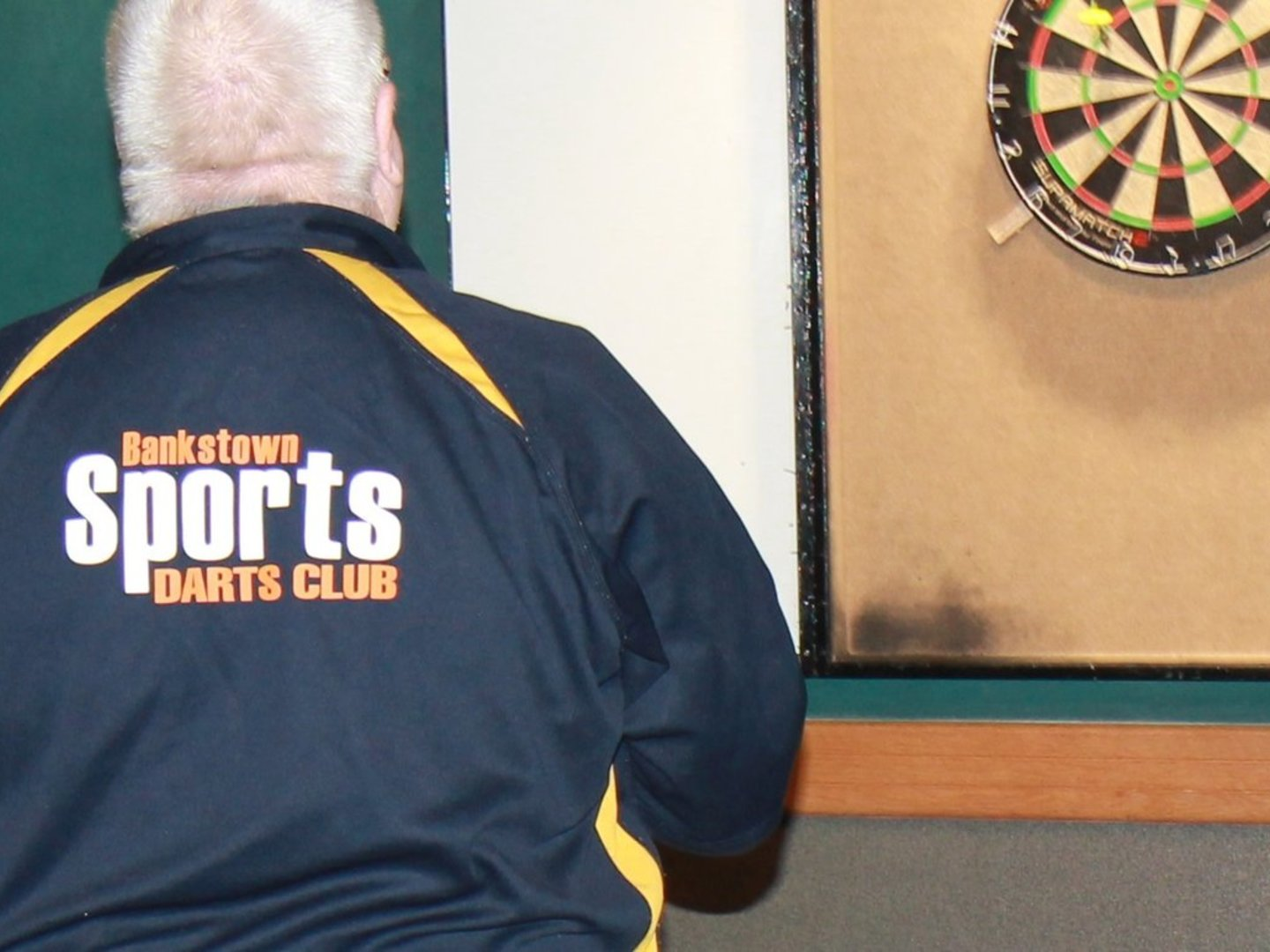 BANKSTOWN SPORTS TUESDAY MIXED SOCIAL DARTS