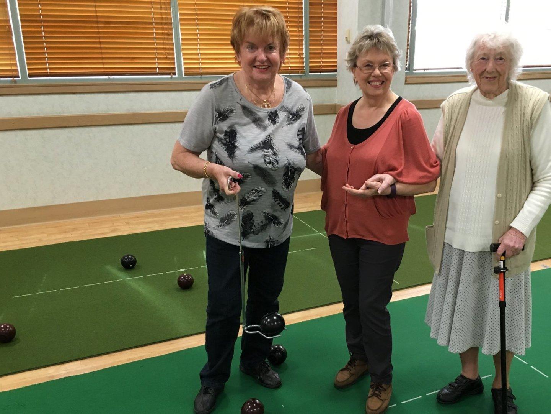 BANKSTOWN SPORTS LADIES' INDOOR BOWLS