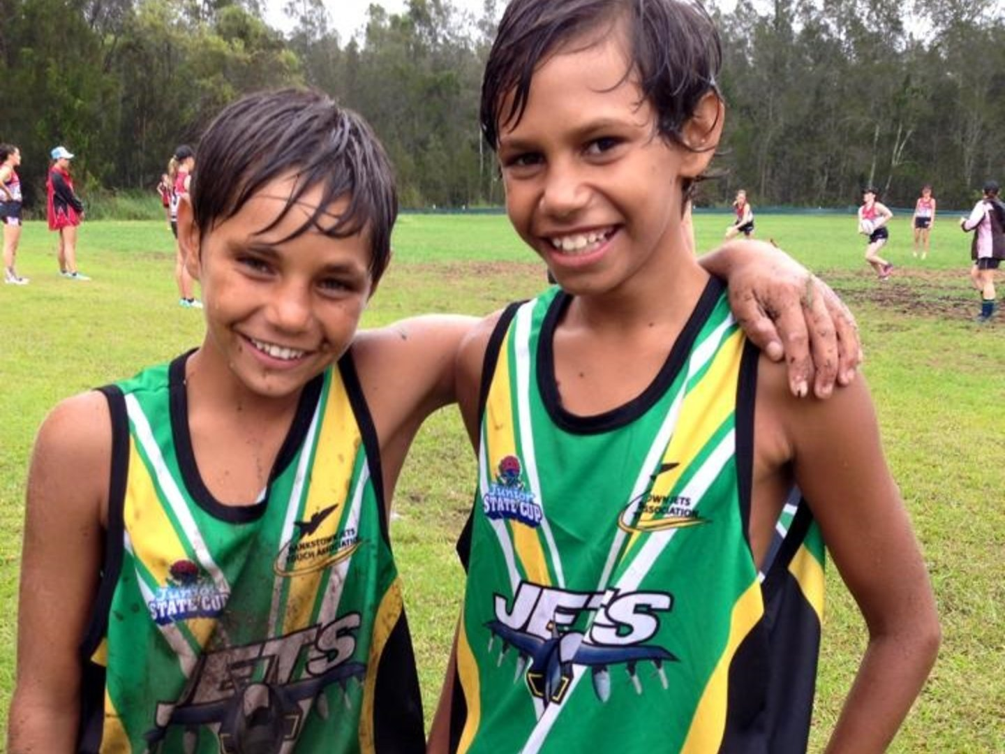 BANKSTOWN JETS JUNIOR TOUCH FOOTBALL