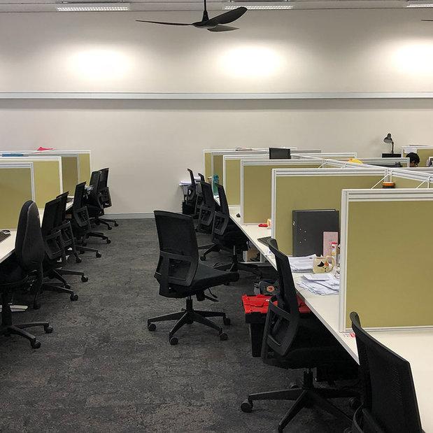 Belmadar Faculty of Engineering postgraduate workspace Sydney University
