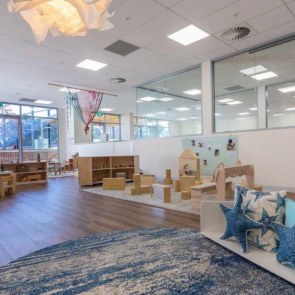 GELG Rouse Hill childcare centre Belmadar