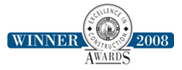 Winner 2008 Excellence in Construction