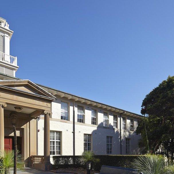 Edward Ford Building - Banner 2