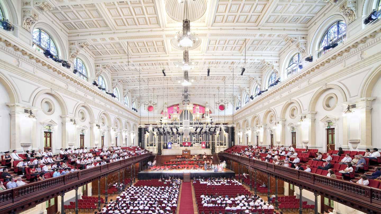 Sydney Town Hall Belmadar