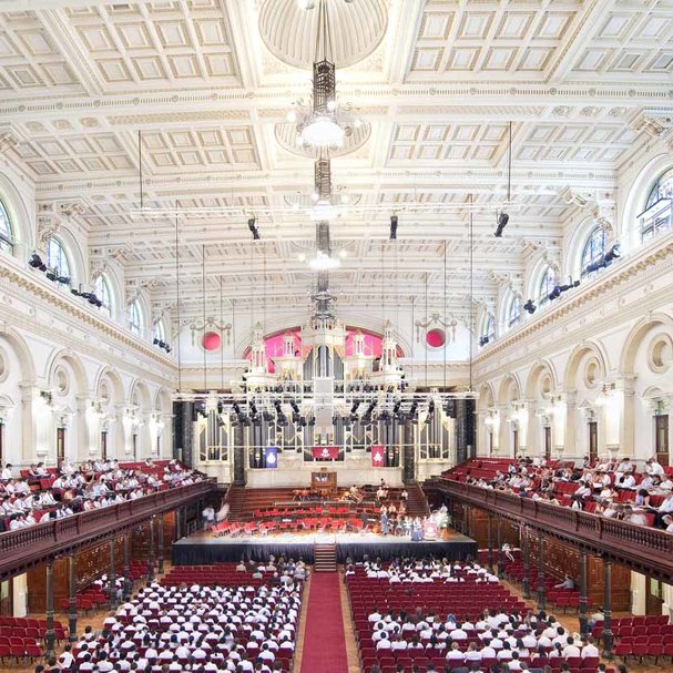 Sydney Town Hall - Banner (1)