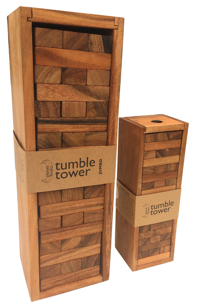 tumble tower
