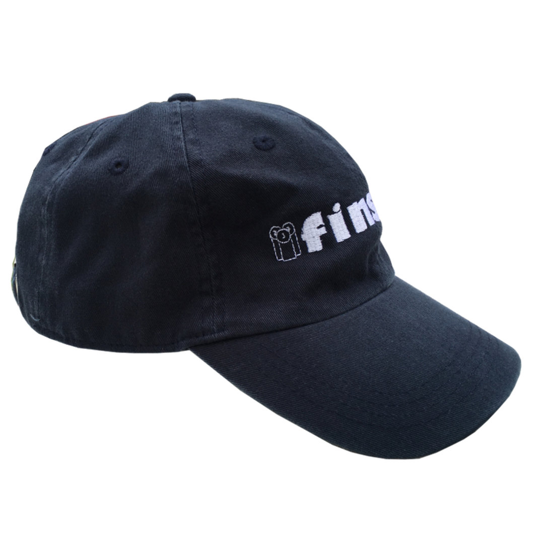 Psych out your enemy or be the envy of  friends and family in your very own Original Finska Cap.  In true Finnish spirit, the Finska Cap comes in classic navy with white embroidery.� -FREE DELIVERY AUSTRALIA WIDE-
