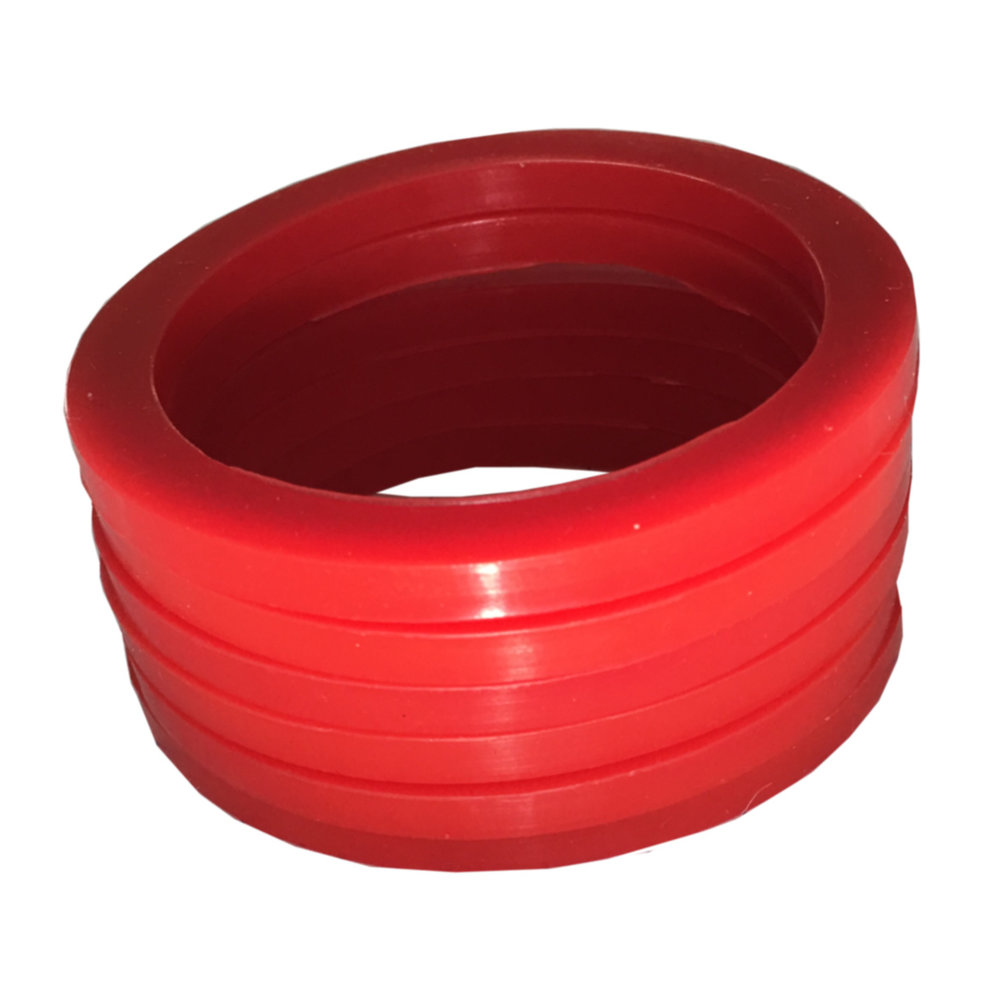 <p>Resurrect your old hookey board or add another set of rings to your order so each player has their own colour.    This set of 6 traditional red hookey rings are made from a highly durable silicon based rubber.   The rings are 5mm thick and have a diameter of 70mm.</p>