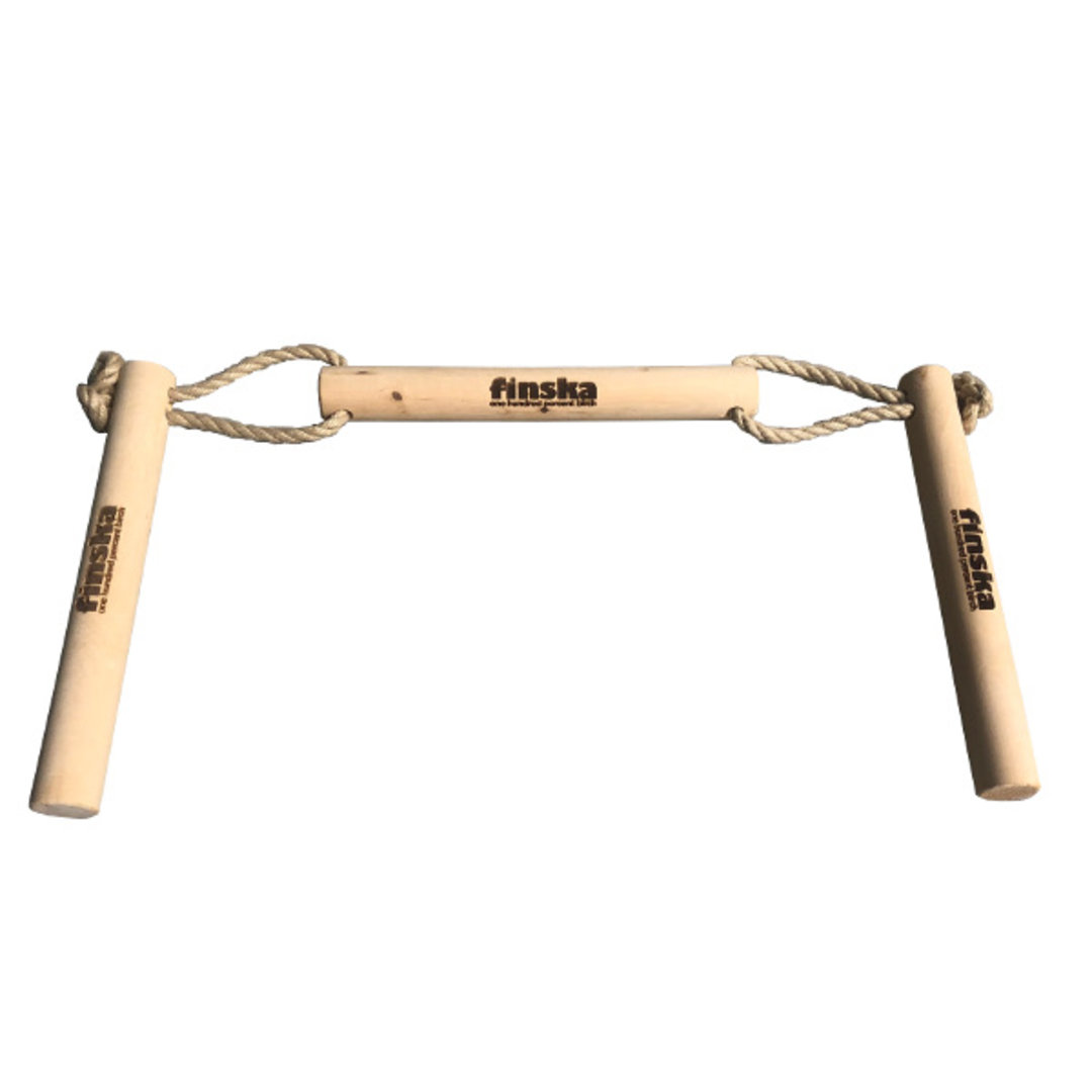 Take your Finska to a new level with the Finska Launch Bar.  Rather than use the crate to roughly mark the throwing position, get serious and play with the throwing position  clearly marked in the same sprit as official tournaments and championships fiercely contested around the world.� � -FREE DELIVERY AUSTRALIA WIDE-