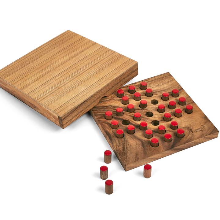 Our selection of classic hardwood puzzles and brain teasers are the perfect gift for the hard to buy for. And if playing alone isn't your thing, try our new Tangram vs Tangram puzzle racing game for the competitive minded.