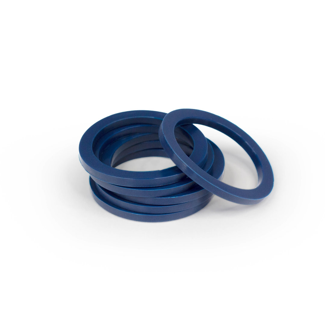 Resurrect your old hookey board or add another set of rings to your order so each player has their own colour.    This set of 6 navy hookey rings are made from a highly durable silicon based rubber.   The rings are 5mm thick and have a diameter of 70mm.