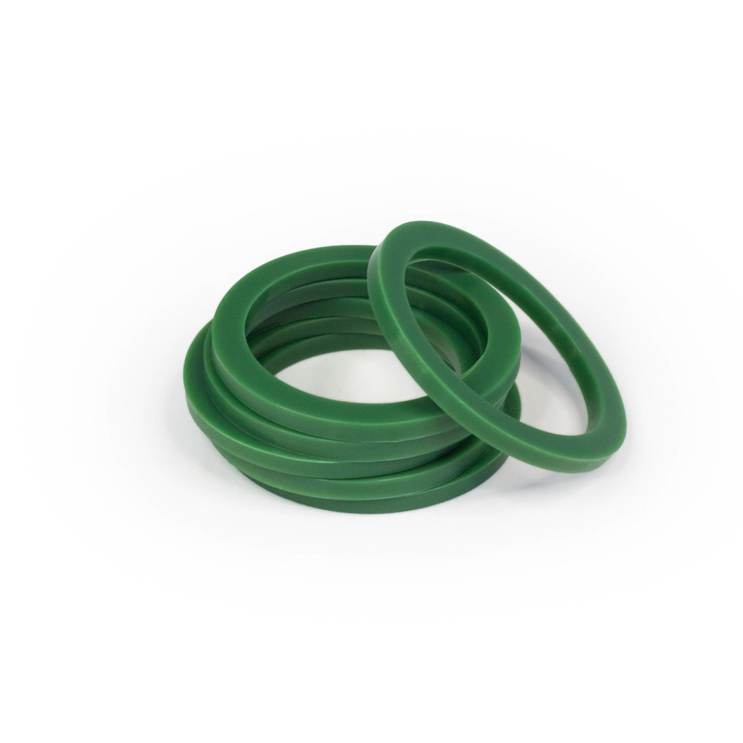 Resurrect your old hookey board or add another set of rings to your order so each player has their own colour.    This set of 6 green hookey rings are made from a highly durable silicon based rubber.   The rings are 5mm thick and have a diameter of 70mm.
