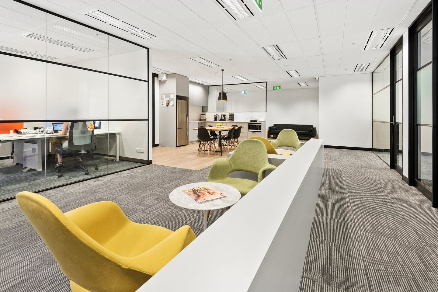 Office Space 330 Collins Street
