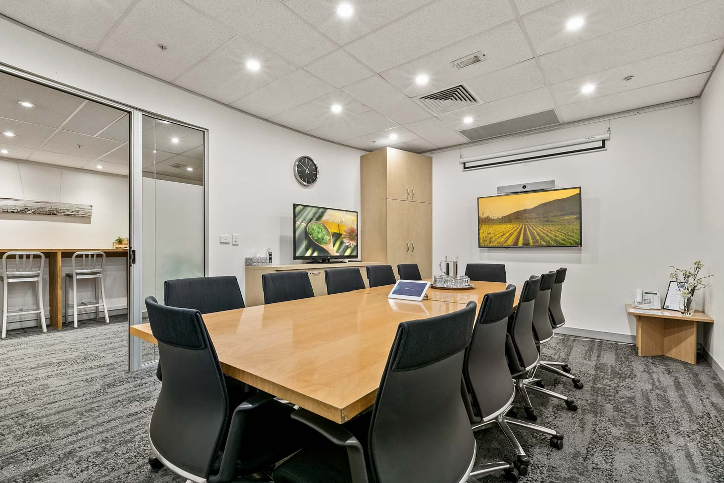 Bligh Street Reception