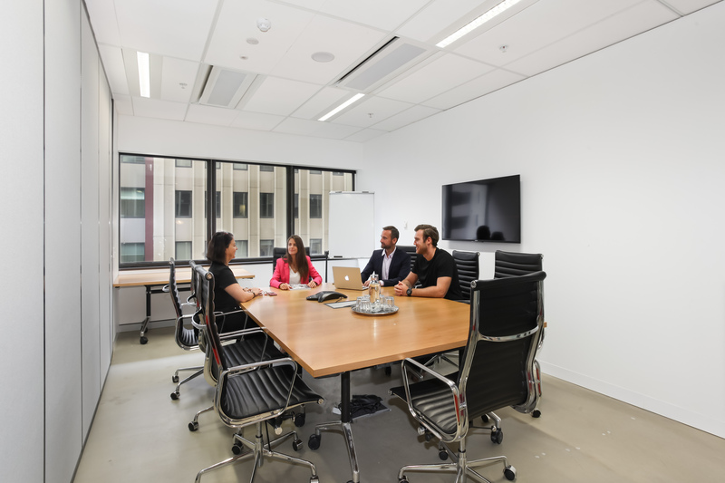 Meeting Rooms Sydney - 20 Bond Street - Rambler
