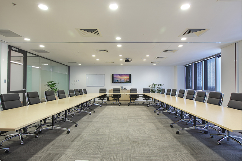 28 PERSON BOARDROOM