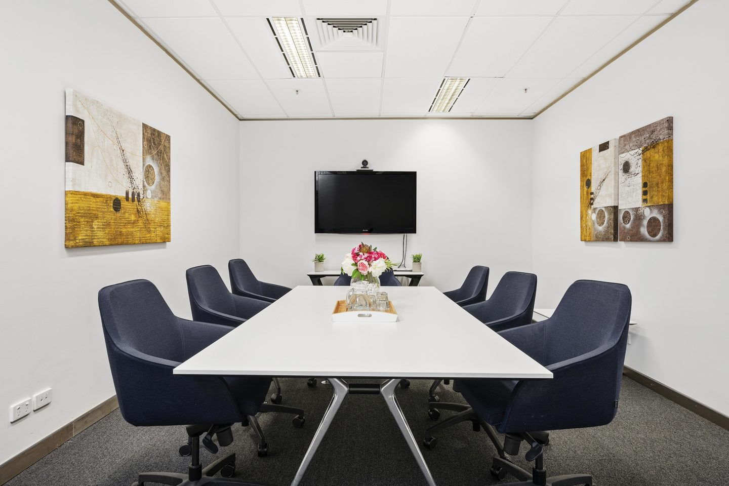 Level 8 North Boardroom