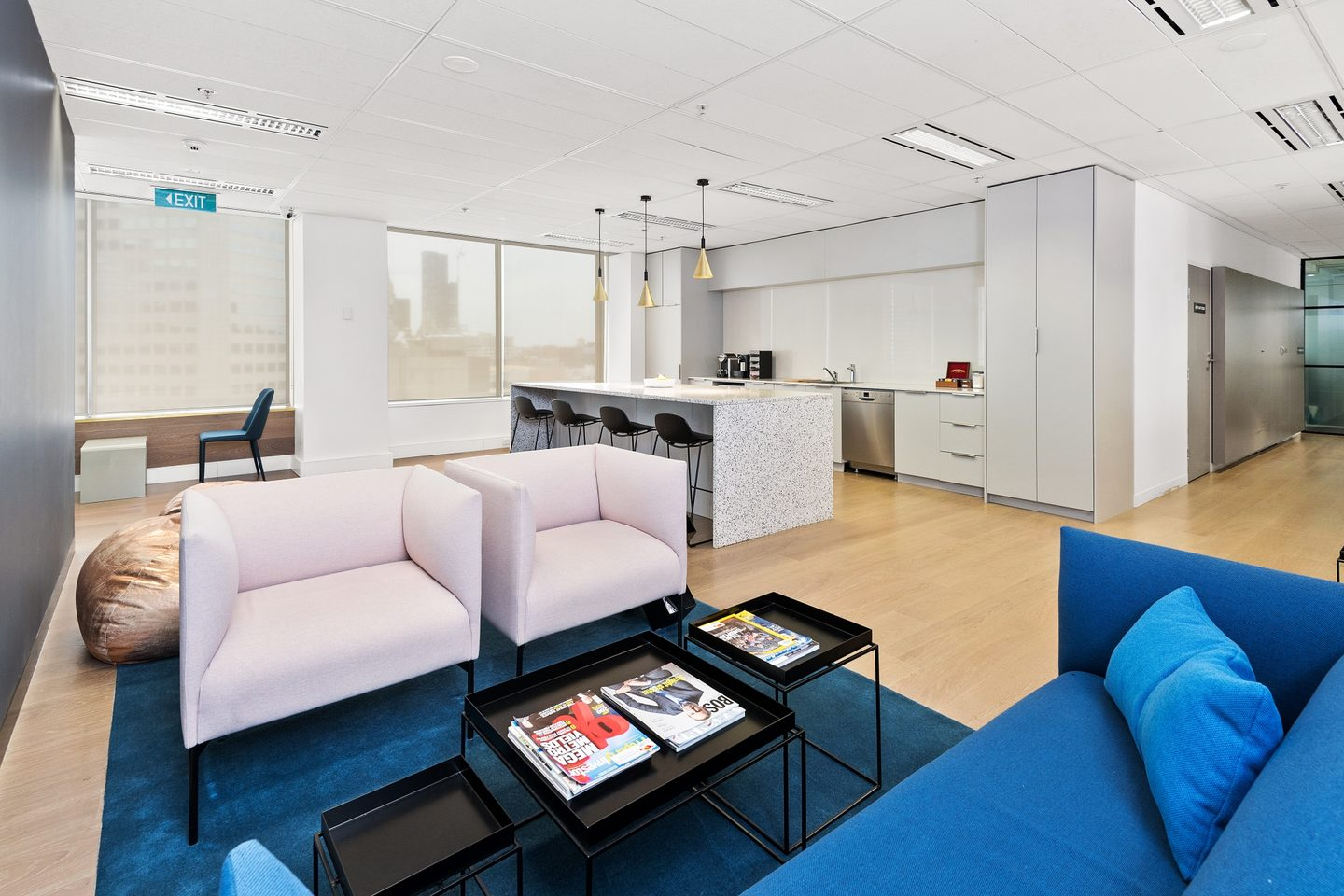 Workspace in Melbourne - 330 Collins Street
