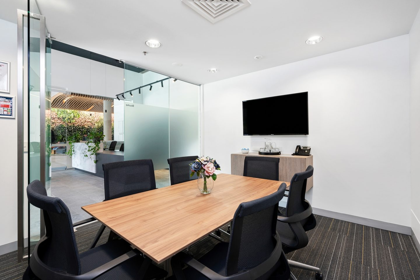Bourke Meeting Room